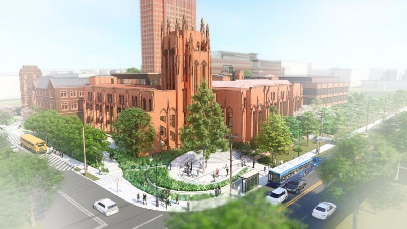 Yale Unveils Plans for Peabody Museum