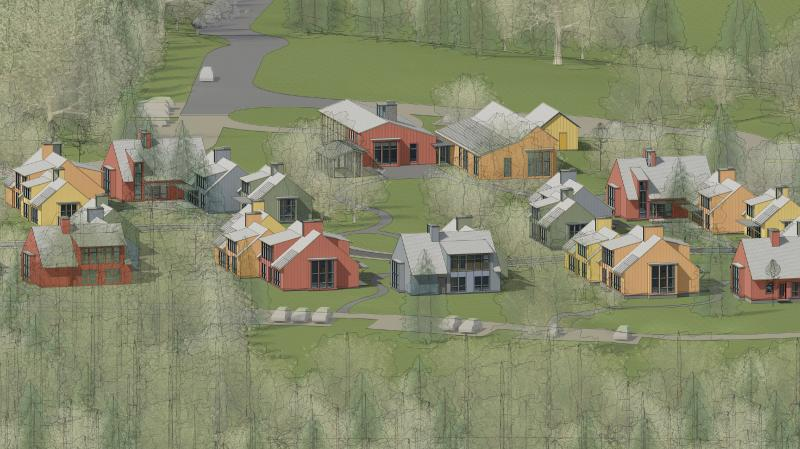 Connecticut's First Cohousing Project Breaks Ground