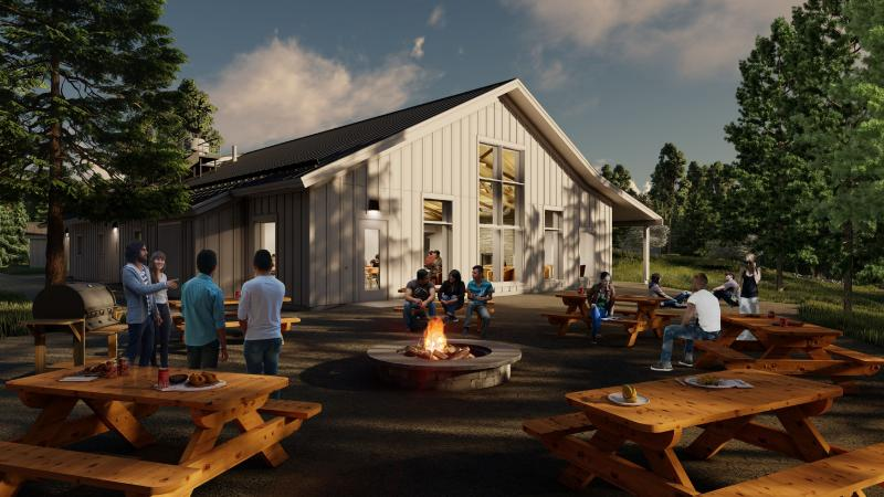 Centerbrook Takes on Passive House