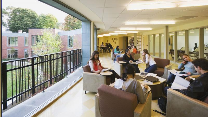 Designing Spaces for Modern Students