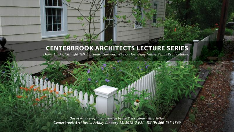 Upcoming Lecture on Landscape Design