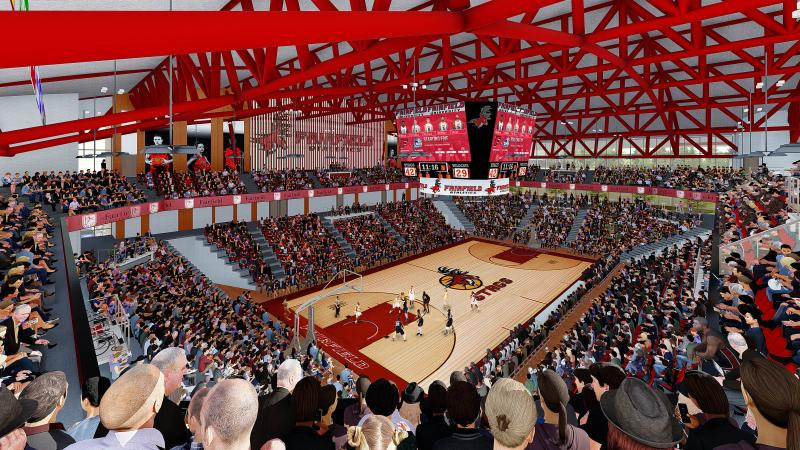 Fairfield University Unveils New Convocation Center