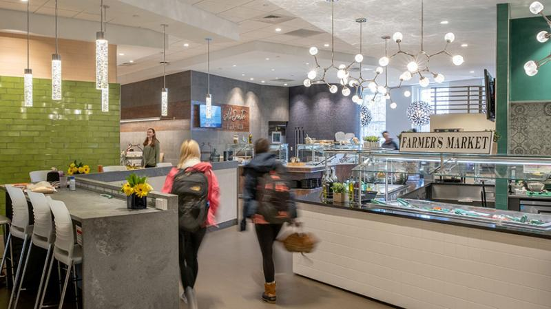 Dining Commons Earns Accolades